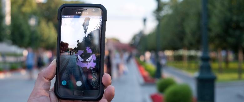Bild von Pokémon Go
