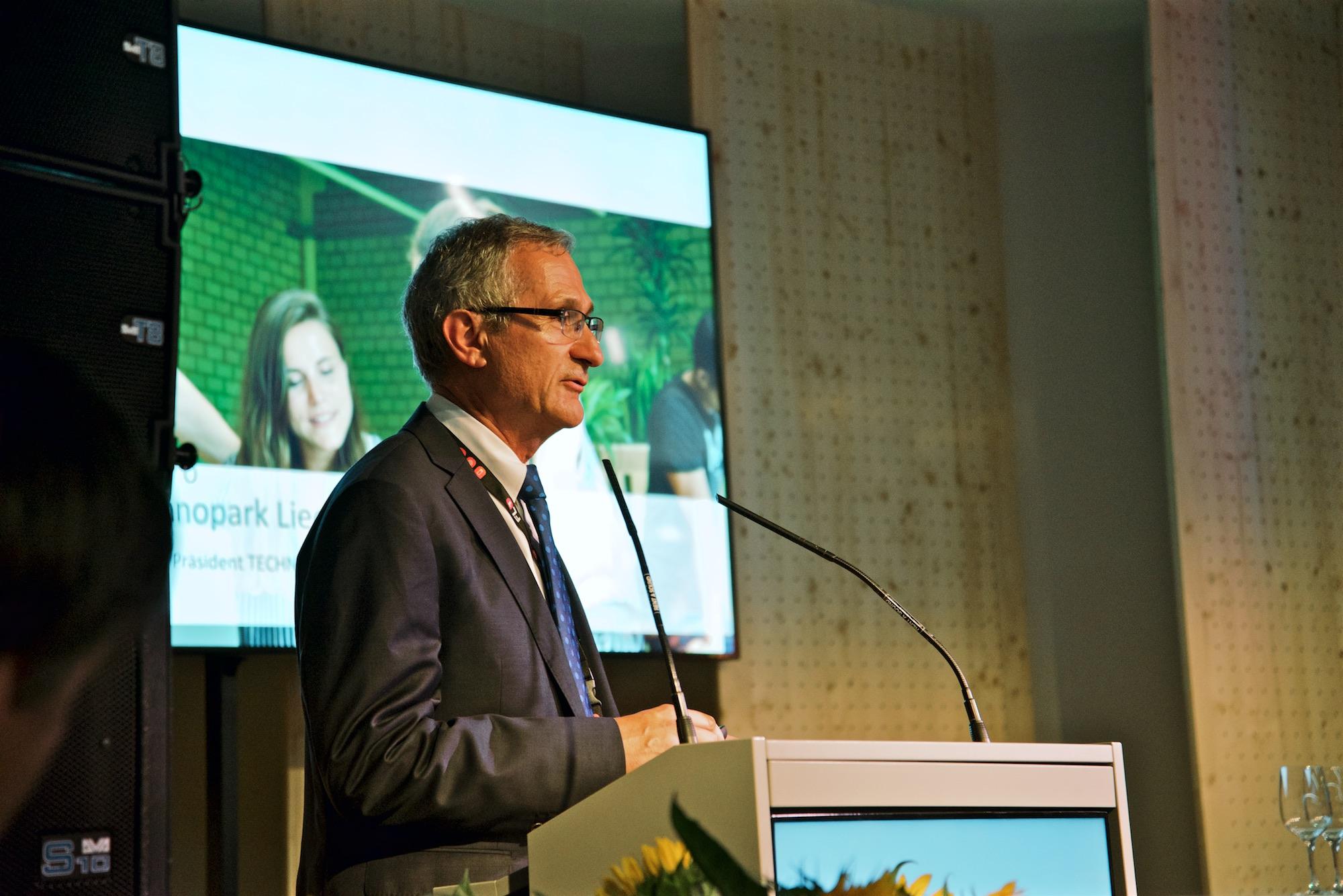 Eröffnung TP Liechtenstein